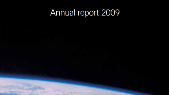 NNE Annual report 2009