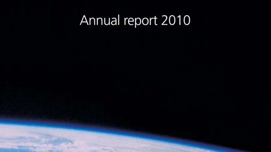 NNE Annual report 2010