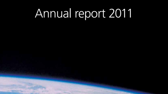 NNE Annual report 2011