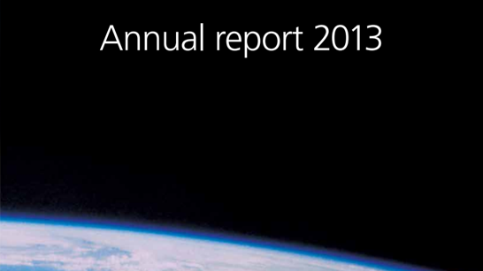 NNE Annual report 2013