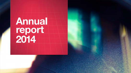 NNE Annual report 2014