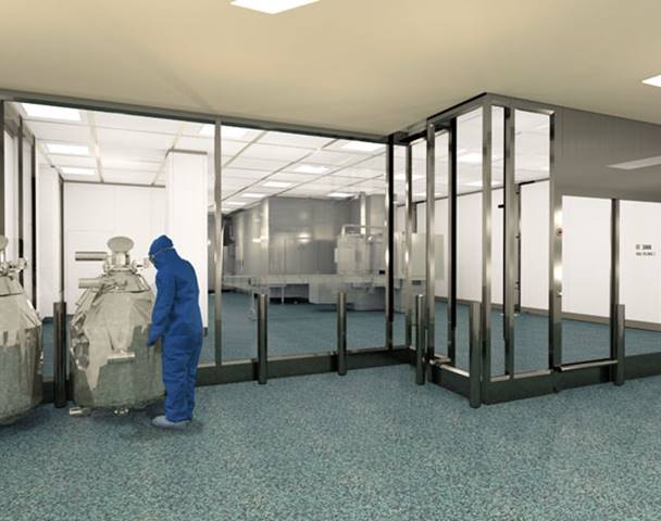 Minimal-shutdown revamp of cleanrooms expands aseptic filling capacity